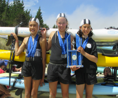 Tahuna students performed brilliantly in their events. Katie Wong won 3 medals (Gold in U12 Beach Flags, Gold in U12 Beach Sprints, Silver in U12 Cameron Relay). She also came 5th in tube rescue and the board relay.